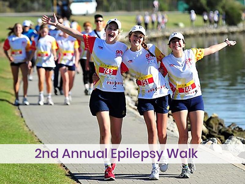 annual epilepsy walk