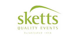 sketts quality events uk