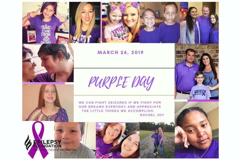 purple day 2019 a45