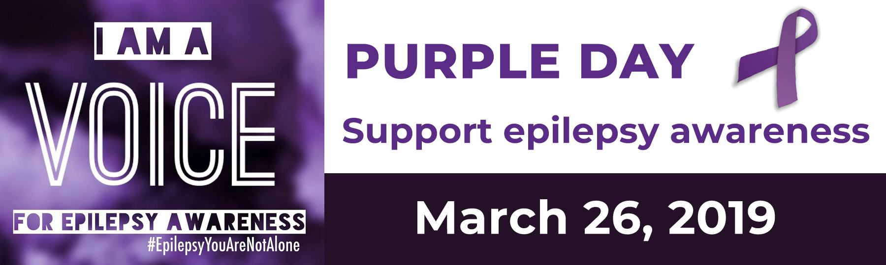 wear purple day 2019