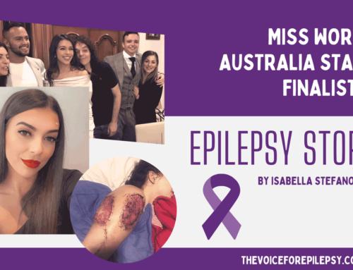 Isabella Stefanoski Epilepsy Story