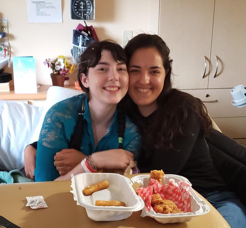 cassidy epilepsy hospital days