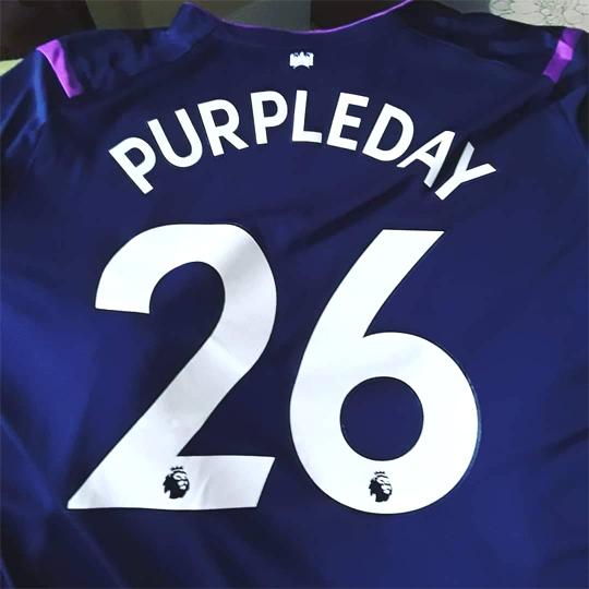 purple day 2