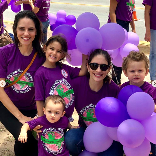 purple day 20