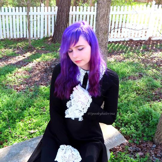 purple day 21