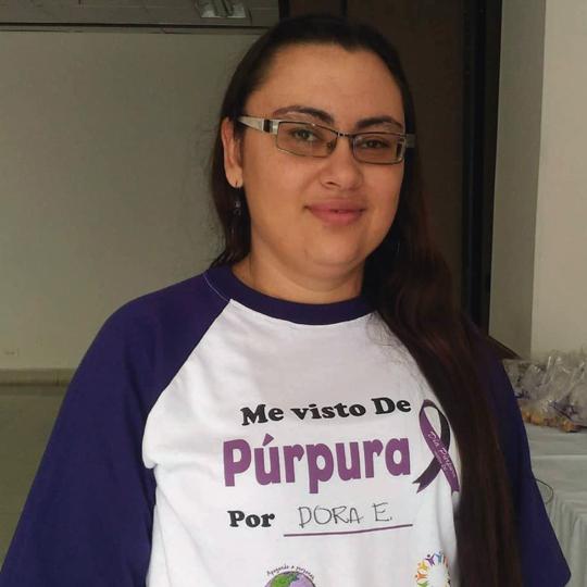 purple day 33