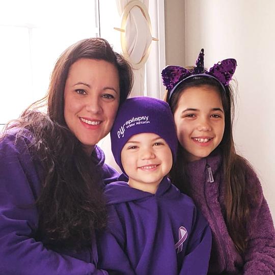 purple day 35
