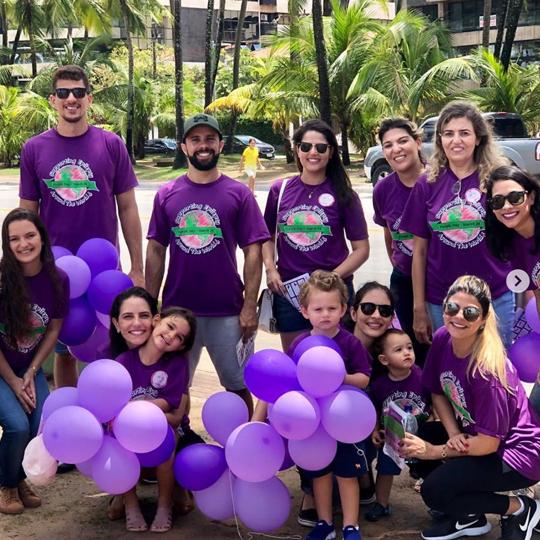 purple day 41