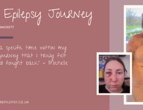 My Epilepsy Journey – Michelle Hackett