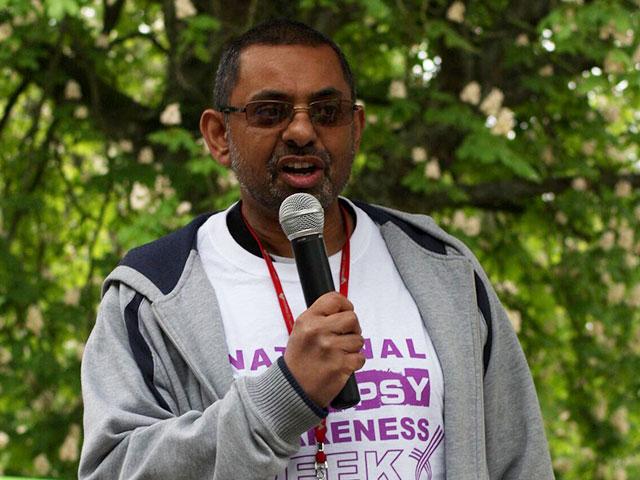 kasam parkar charity founder