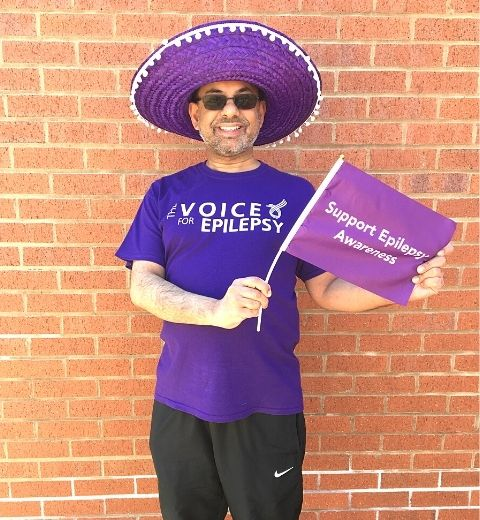 support epilepsy awareness kasam