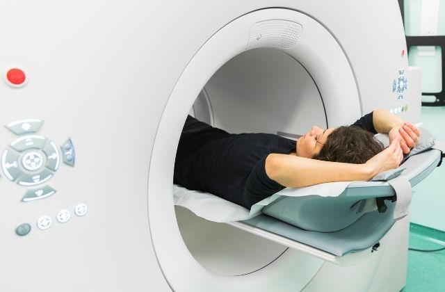 position emission tomography