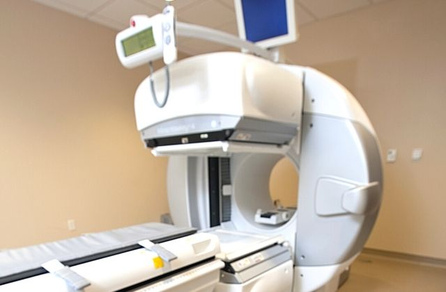 single photon emission computed tomography