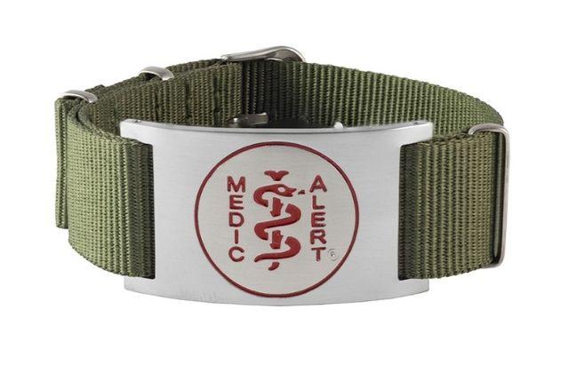 medicalert endurance bracelet