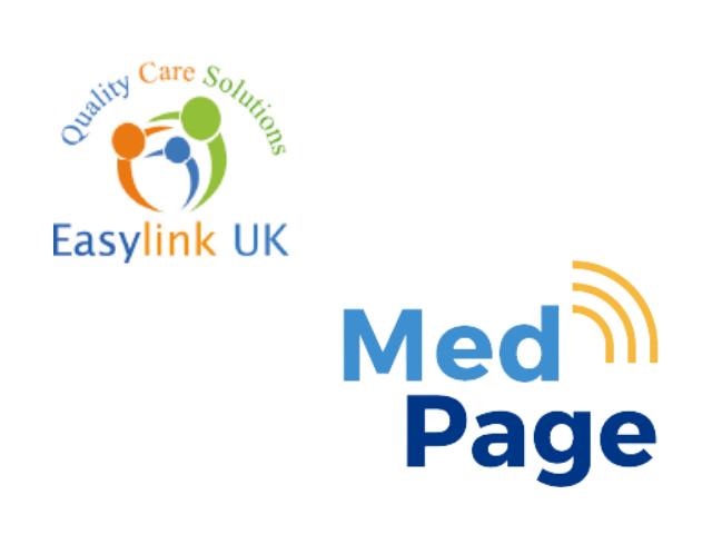 medpage easylink uk logo